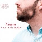 Alopecia areata na barba